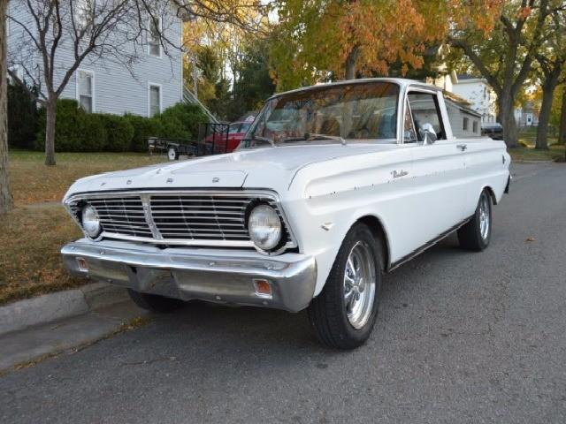 1965 Ford Ranchero | 734817