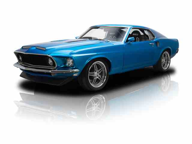 1969 Ford Mustang GT | 735097