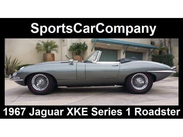 1967 Jaguar E TYPE XKE | 730512