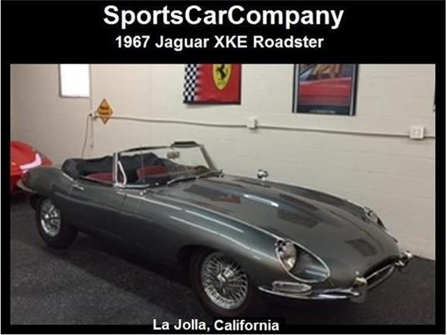 1967 Jaguar E TYPE XKE | 730512