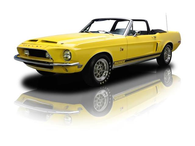 1968 Ford Mustang GT500KR | 735149