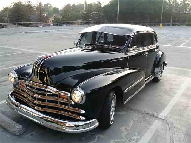 1948 Pontiac Silver Streak | 735351