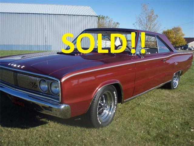 1967 Dodge Coronet 440 | 730547