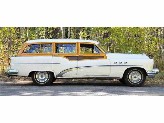 1952 to 1954 buick roadmaster for sale on. Black Bedroom Furniture Sets. Home Design Ideas