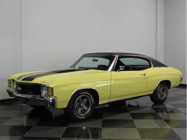 1972 Chevrolet Chevelle | 735822