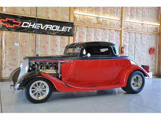 1934 Ford 3-Window Coupe | 735915