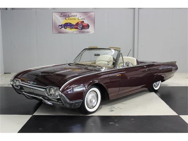 1961 Ford Thunderbird | 736096