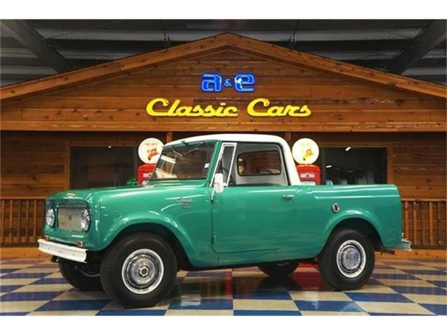 1964 International Scout | 736137