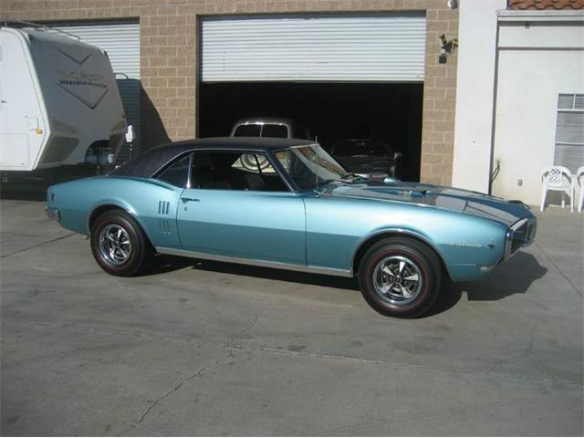 1968 Pontiac Firebird | 736204