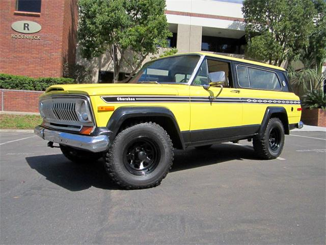1977 Jeep Cherokee Chief | 736277