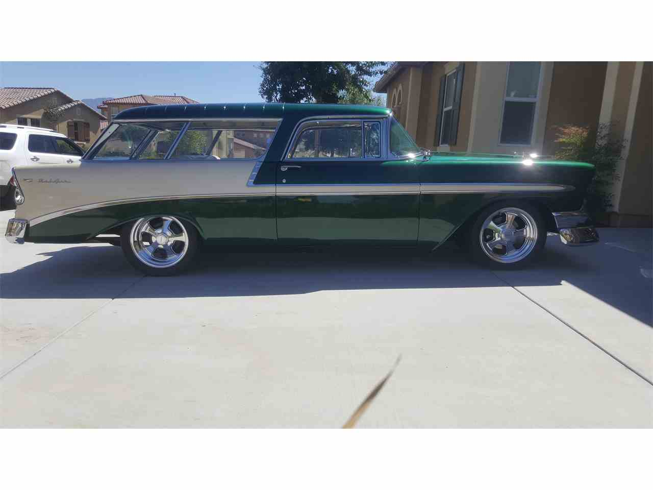 Large Picture of Classic '56 Chevrolet Nomad located in Temecula California - FS6L