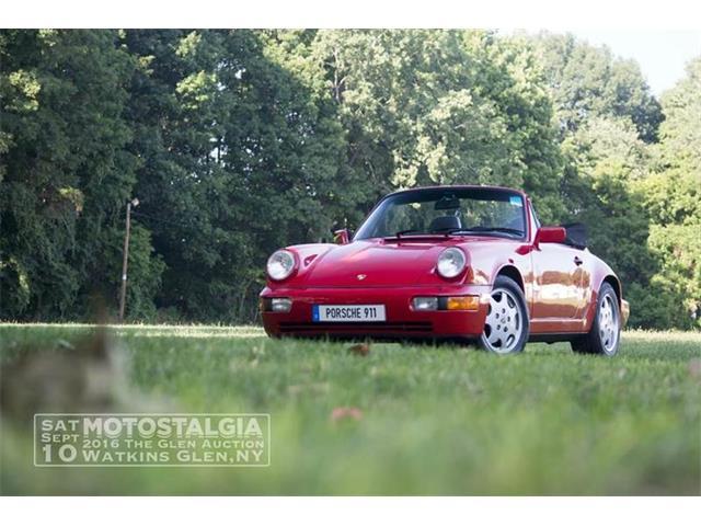 1991 Porsche 911 | 736401