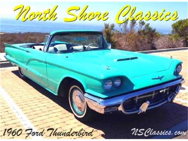 1960 Ford Thunderbird | 736416