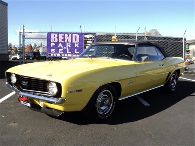 1969 Chevrolet Camaro | 736421