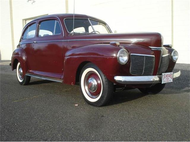 1941 Mercury 2-Dr Sedan | 736423