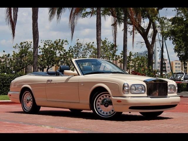 2000 Rolls-Royce Corniche | 736484
