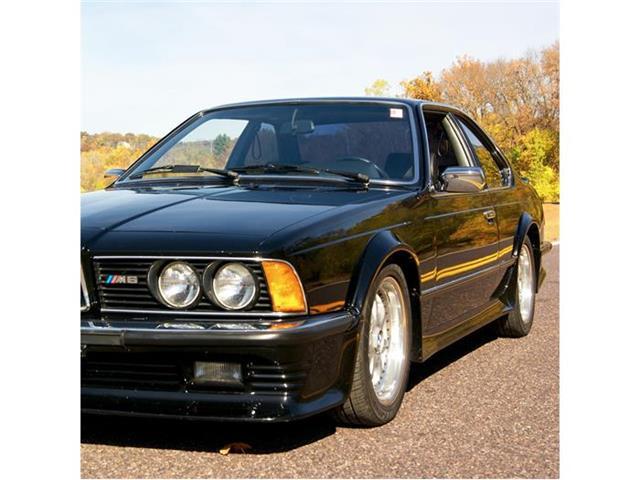 1985 BMW 635csi   736510