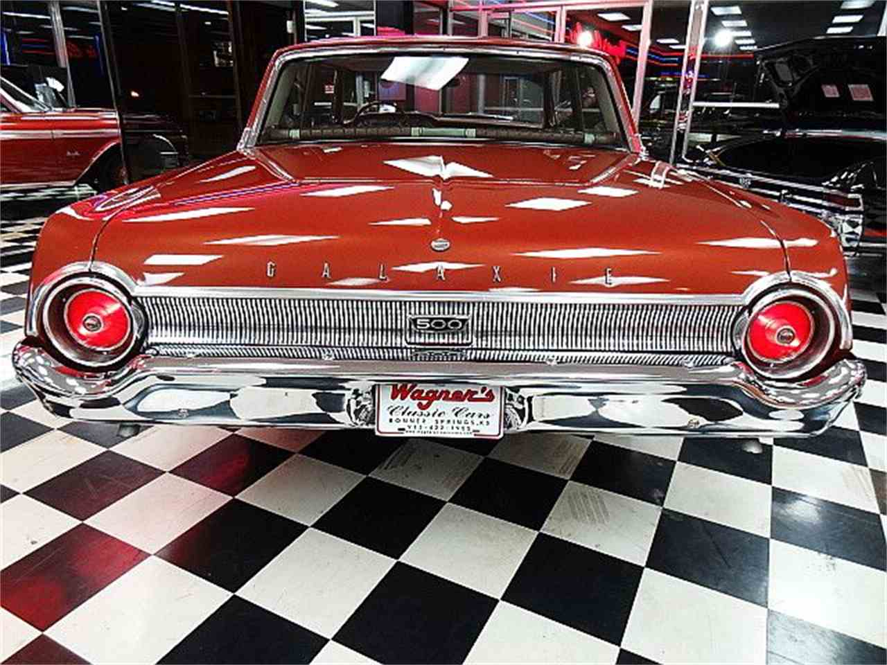 1962 ford galaxie 500 for sale cc 736553. Black Bedroom Furniture Sets. Home Design Ideas