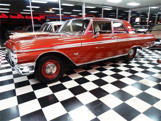 1962 Ford Galaxie 500 | 736553