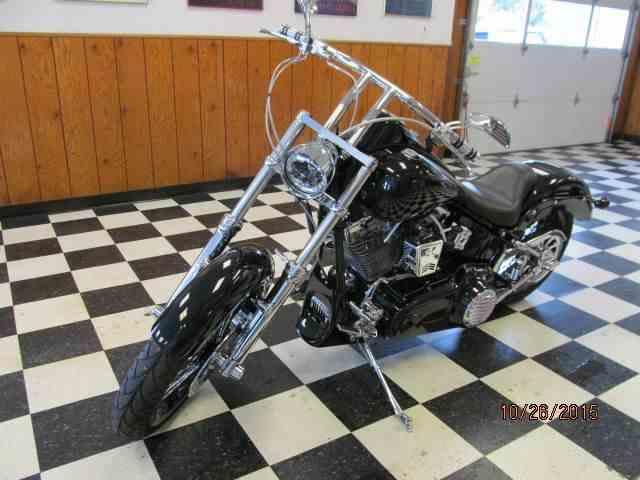 2008 Harley-Davidson Softail | 736556