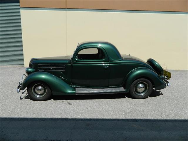 1936 Ford 3-Window Coupe | 736582