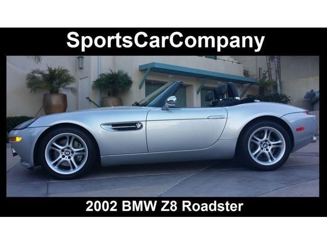 2002 BMW Z8 | 736599