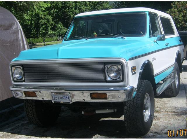 1972 Chevrolet Blazer | 736600