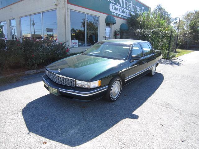 1996 Cadillac DeVille | 736602