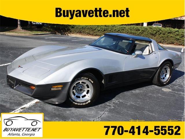 1981 Chevrolet Corvette | 736613