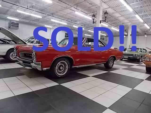 1966 Pontiac GTO | 736639