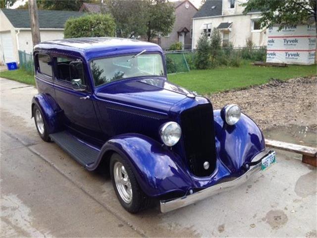 1933 Plymouth Street Rod | 736640