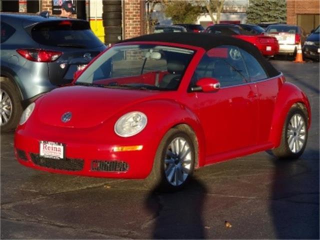 2008 Volkswagen New Beetle Cabriolet | 736671