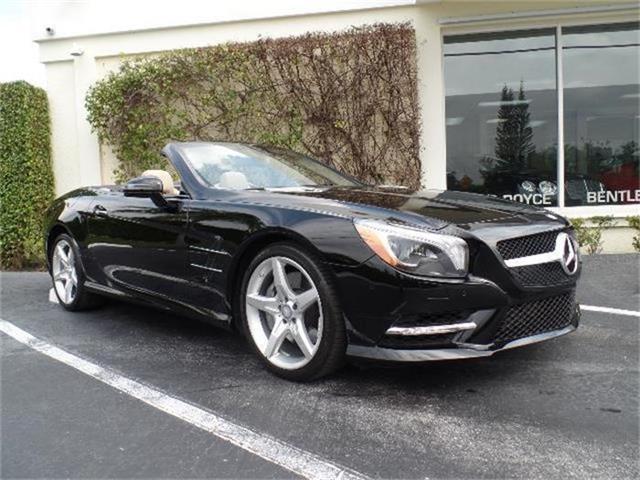 2013 Mercedes-Benz SL550 | 736690