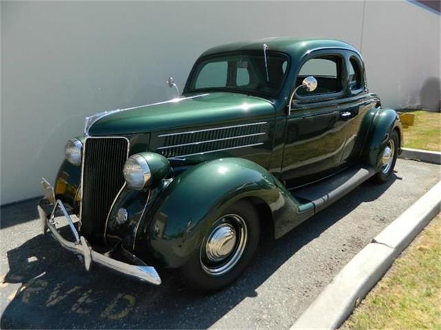 1936 Ford 5-Window Coupe | 736701