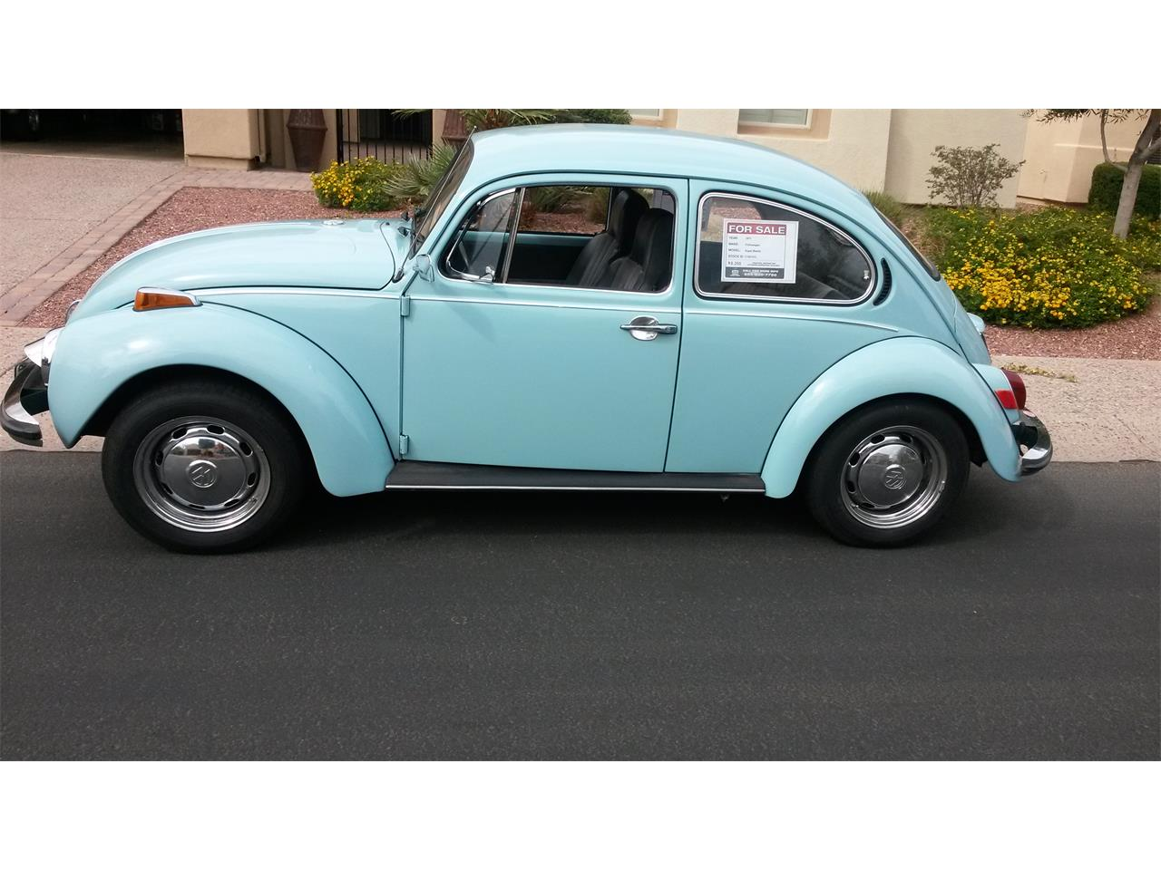1971 volkswagen beetle for sale cc 736710. Black Bedroom Furniture Sets. Home Design Ideas