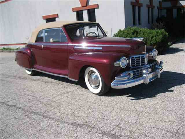 1947 Lincoln Convertible | 736720