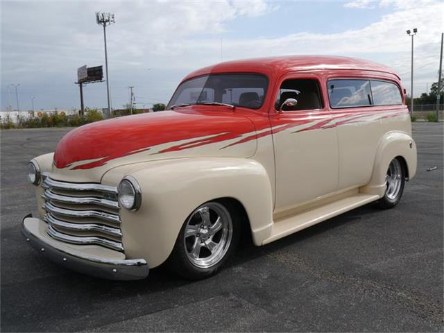 1949 Chevrolet Suburban | 736726