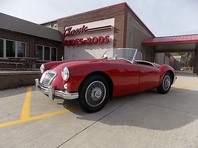 1958 MG MGA | 736728