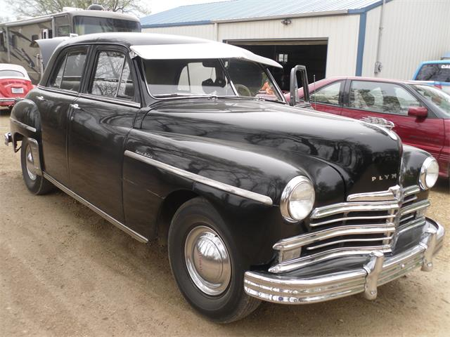 1949 plymouth special deluxe for sale on. Black Bedroom Furniture Sets. Home Design Ideas