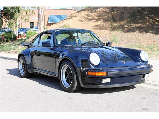 1987 Porsche 930 Turbo | 736939