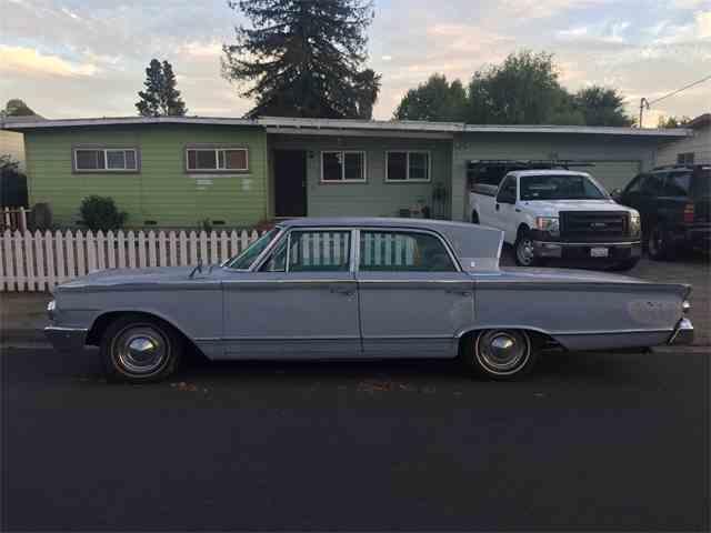 1963 Mercury Monterey | 736948