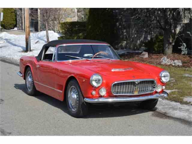 1960 Maserati 3500 | 737073