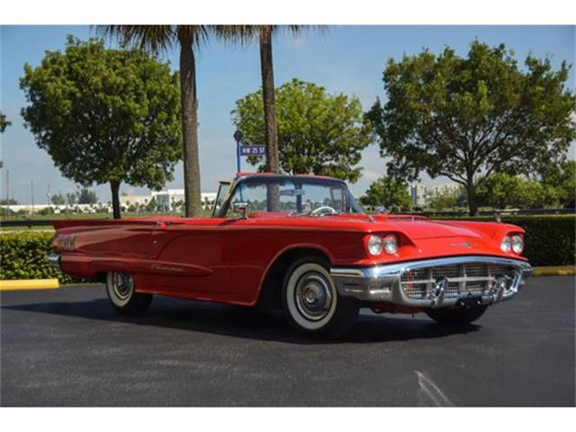 1960 Ford Thunderbird | 737099