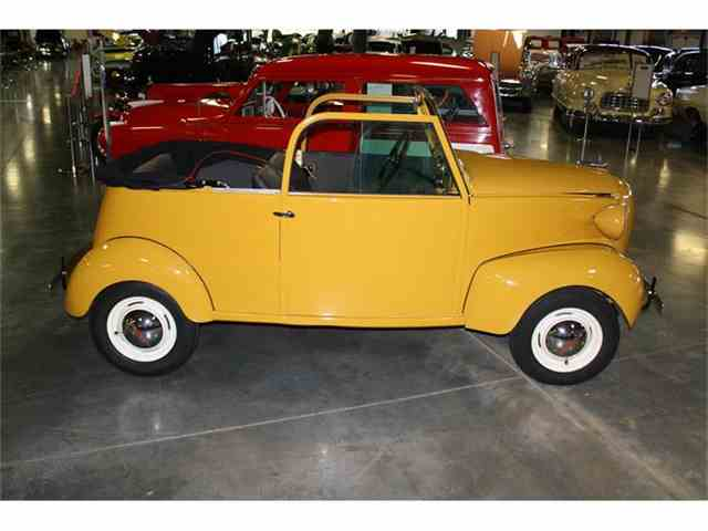 1939 Crosley Convertible | 730711