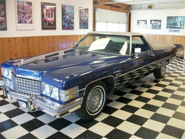 1974 Cadillac DeVille | 737144