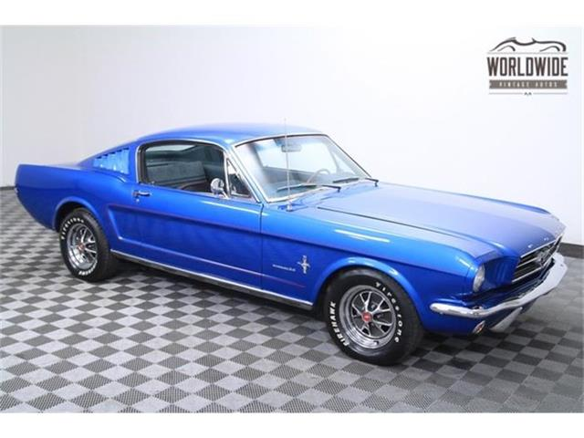 1965 Ford Mustang | 737145