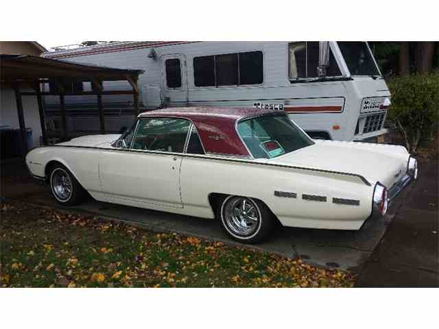 1962 Ford Thunderbird | 737170