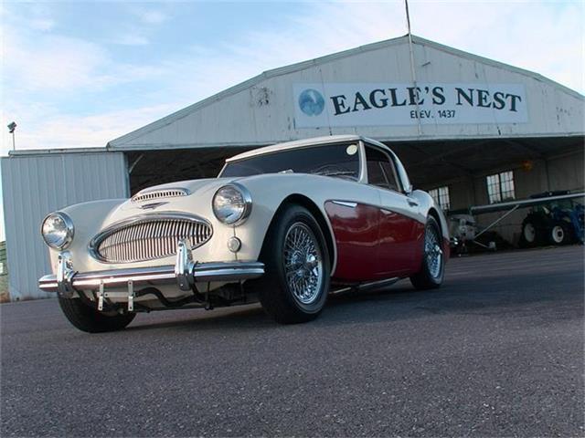1962 Austin-Healey 3000 | 737268