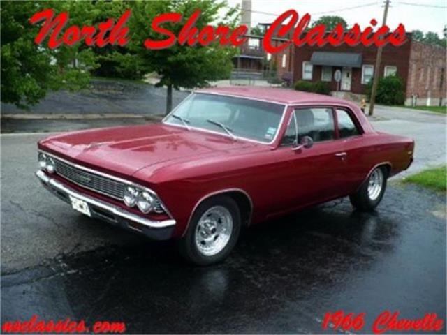 1966 Chevrolet Chevelle | 737273