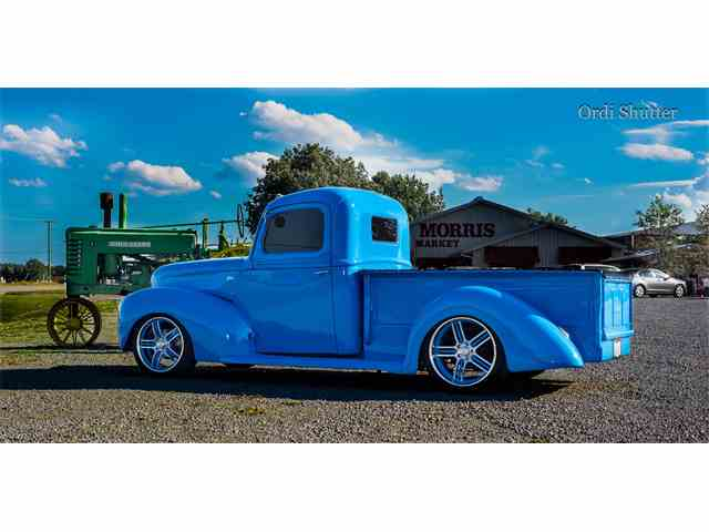 1940 Ford 01C   730728